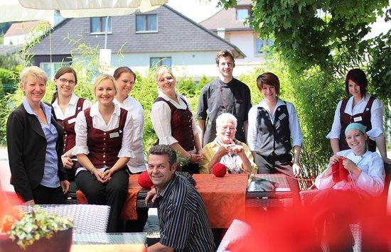 Hotel zum Kreuz : Team