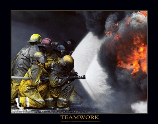 Firefighters In Action Picture Of San Antonio Fire