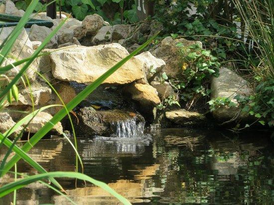 Minigolf Greens : The cascade