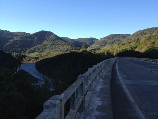 Chapeco, SC: vista ponte