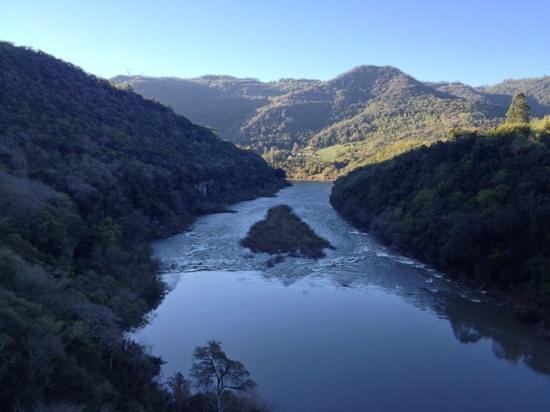 Chapeco: rio Uruguai