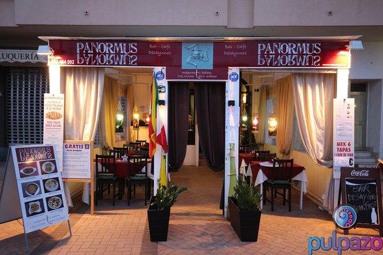 Restaurante panormus restaurante en fuengirola con cocina - Cocinas fuengirola ...