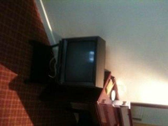Best Western Heronston Hotel & Spa: Logie Baird tv