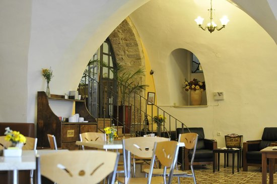 Christ Church Guest House: L'annessa caffetteria