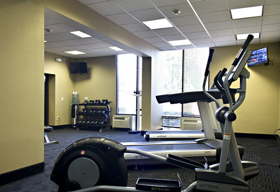 Wyndham Garden Texarkana : Cardio & Workout Room