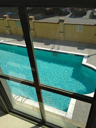 Hampton Inn Savannah - Historic District : View from room