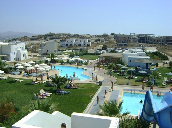 Stelida, Griechenland: Aqua Fun Water Park Naxos