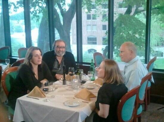 Cafe Strega : dining room