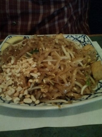 Ruam Mit Thai: Pad thai