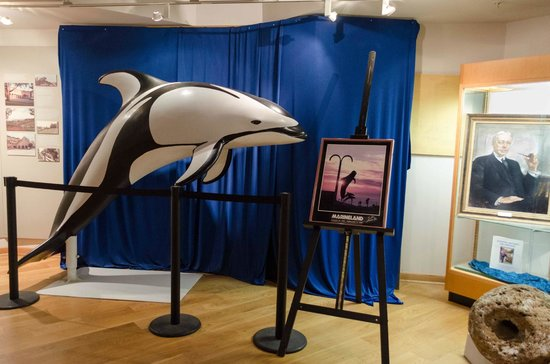 The Point Vicente Interpretive Center: Takes you back...