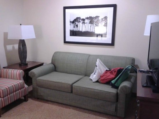 Country Inn & Suites By Carlson, Houston Intercontinental Airport East: Seating area