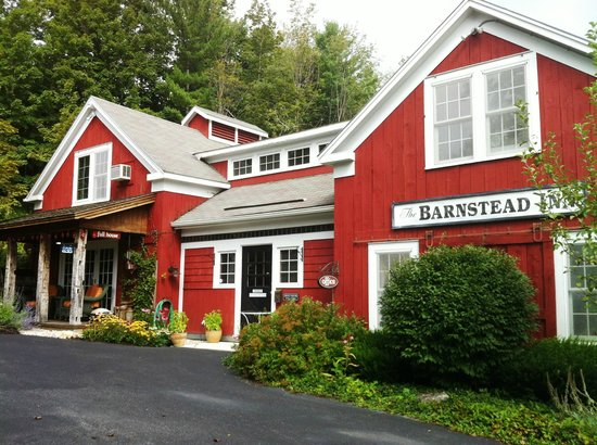 The Barnstead Inn: Main office