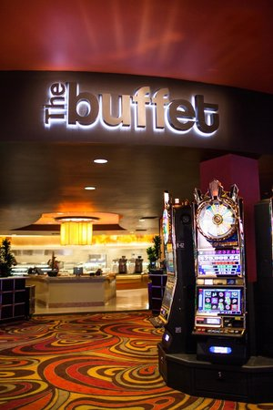 Kickapoo Lucky Eagle Casino: The Buffet has 250 seats and a new, all-you-can-eat menu every day
