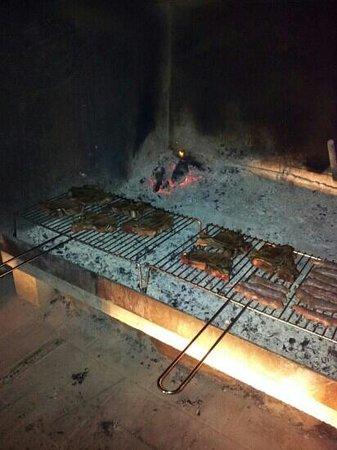 Trattoria Pizzeria la Frassinella: Ottima carne alla grilia