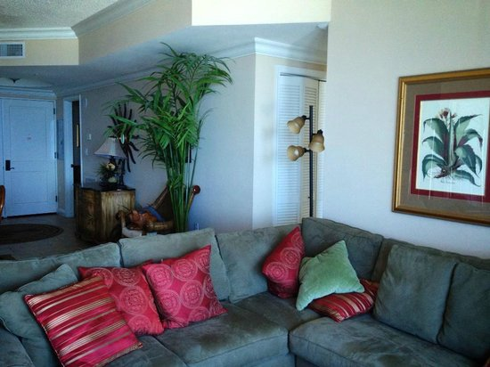 Master Bedroom In Suite Picture Of Portofino Island Resort Pensacola Beach Tripadvisor