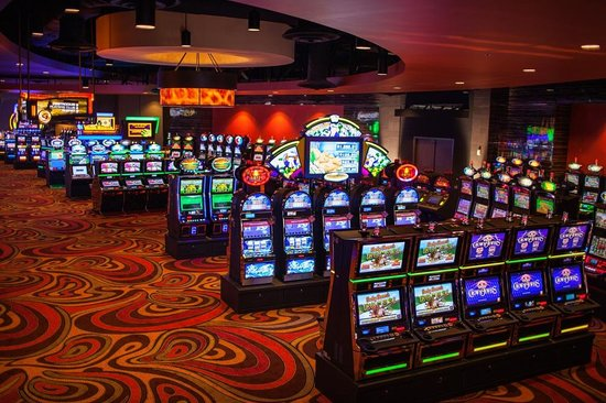 Eagle Pass, TX: Our gaming floor features over 2,500 of the latest games for you to play