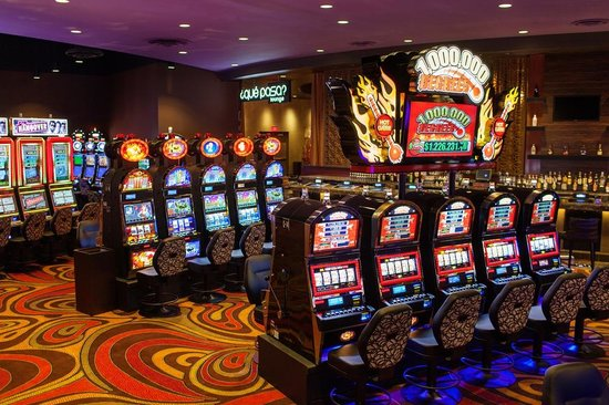 Ιγκλ Πας, Τέξας: From .01 up to $25, our gaming floor features games of all denominations