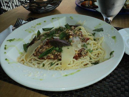 Blue Olive Restaurant and Wine Bar: Spaghetti Bolognese