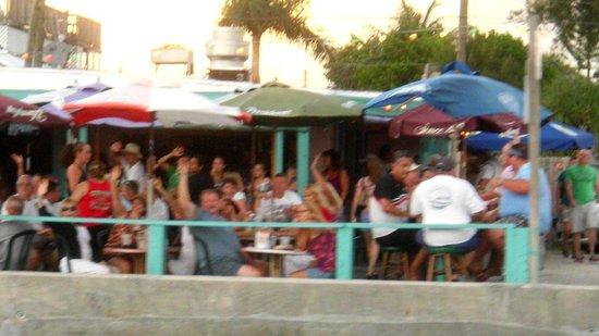 Hubbard's Marina: Party anywhere