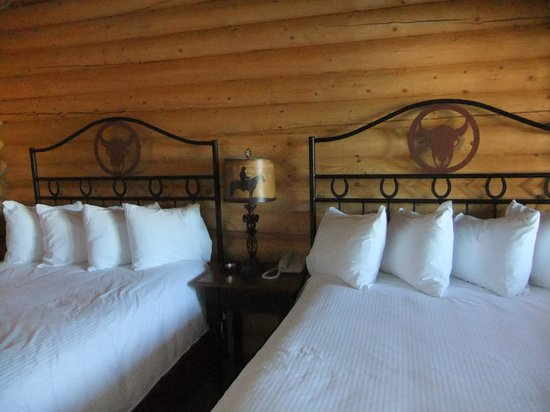 Cody Cowboy Village: Beds