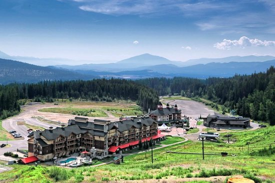 Northstar Mountain Village Resort: View from the room
