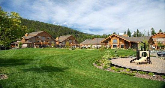 Northstar Mountain Village Resort: View of Northstar