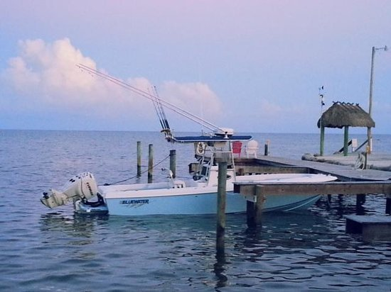 Sands of Islamorada: Boat dock