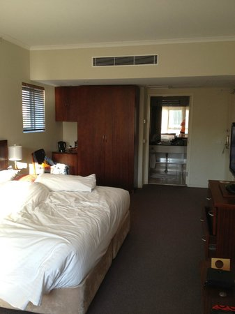Rydges Port Macquarie: Bedroom