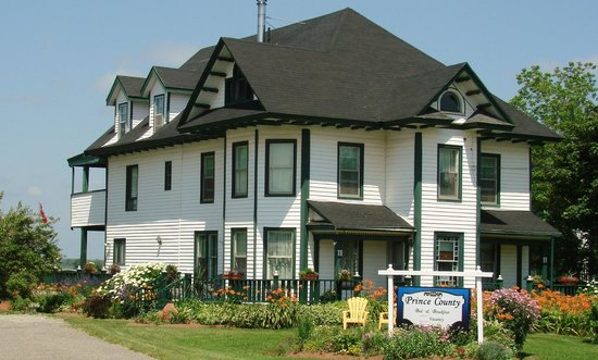 Miscouche, Canada: Prince County Bed & Breakfast