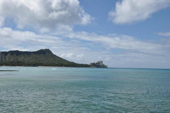 Sheraton Waikiki: Diamond Head