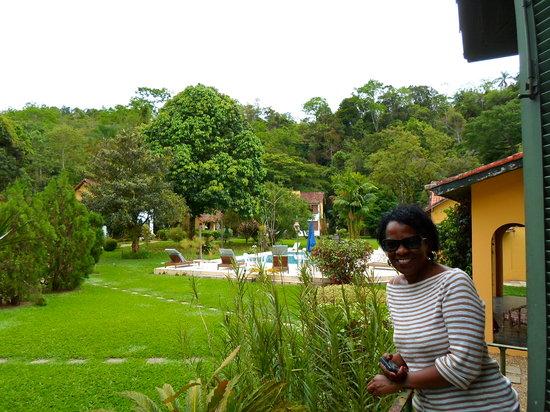 Hotel Do Campanario: Jardim do Hotel do Campanário