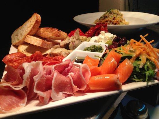 When In Rome: Antipasto