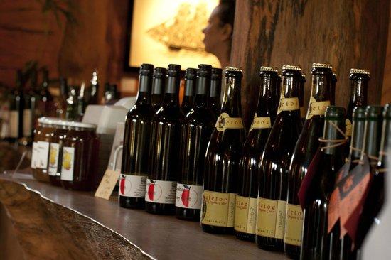 Mountford Organic Wines: Cider