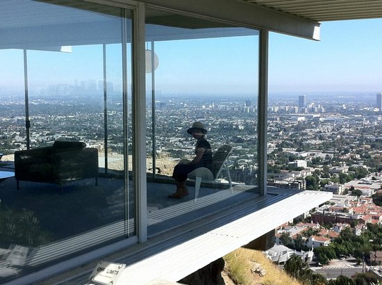 famous shot of the house picture of stahl house los angeles