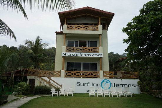 Surf Inn Hermosa: View from the beach
