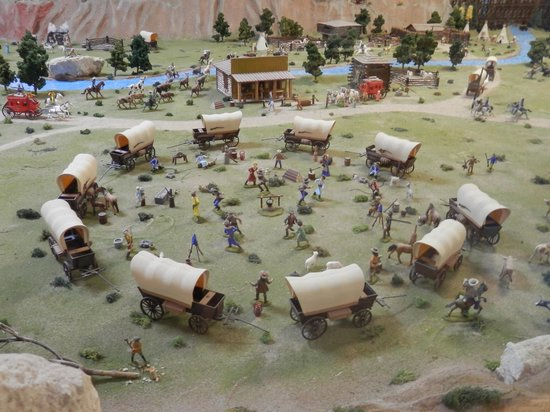Tecumseh's Old West Miniature Village and Museum
