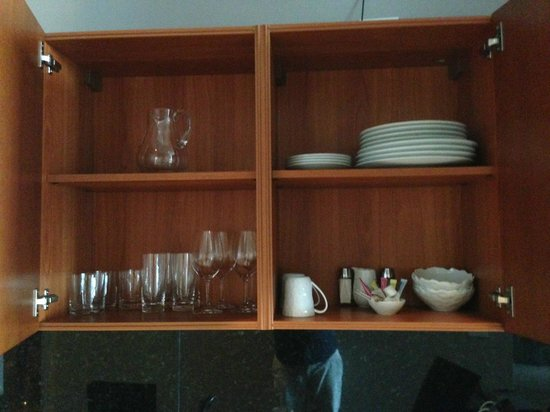 Inside Kitchen Cabinets Picture Of Trump International Hotel