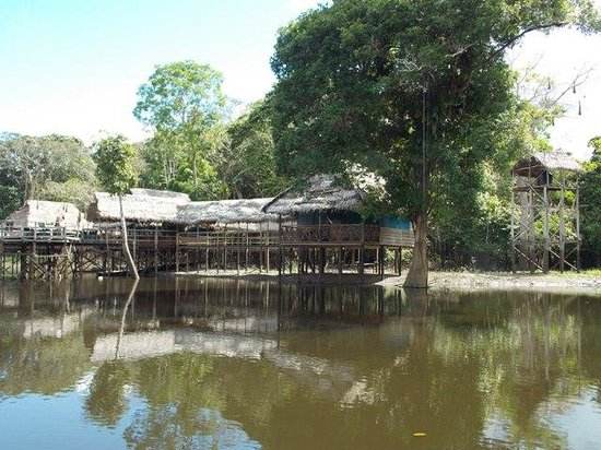 Amazon Refuge: Our cabin