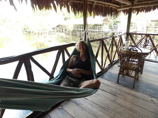 Amazon Refuge : Relaxed!