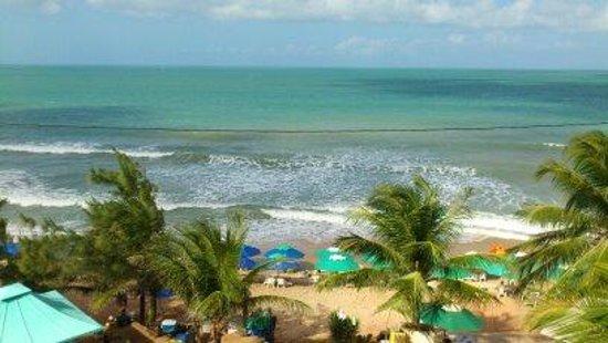 Araca Praia Flat Beira Mar: vista do quarto