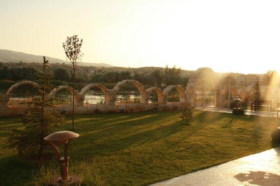 Goreme Suhan Park Hotel: Mountain Area