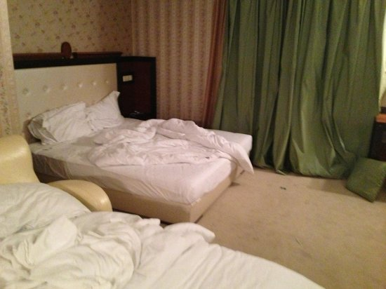 BEST WESTERN PLUS Bristol Hotel: Terrible