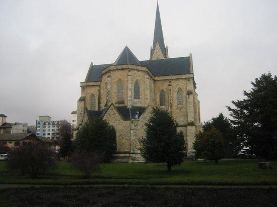 Hosteria Sur: Vista da Hosteria para a Catedral