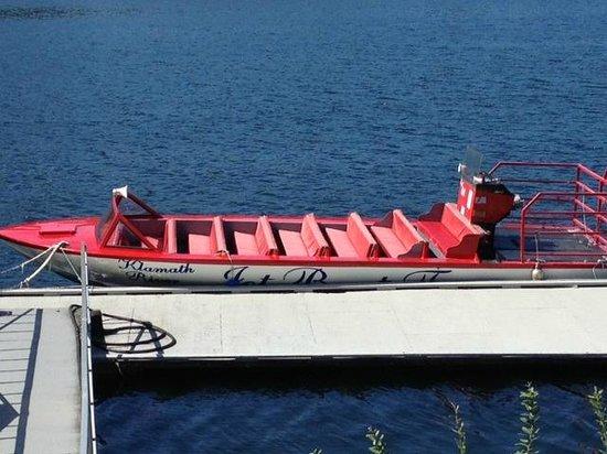 Klamath River Jet Boat Tours