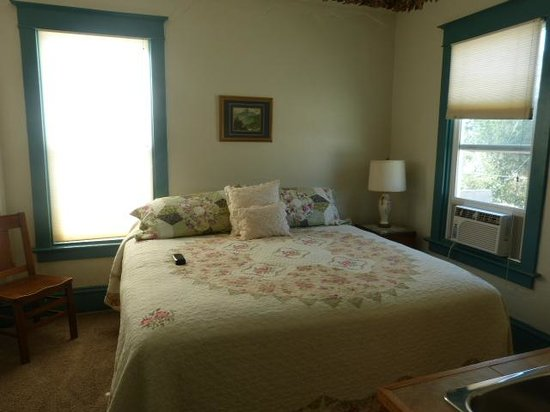 Historic Hotel Greybull : Bedroom