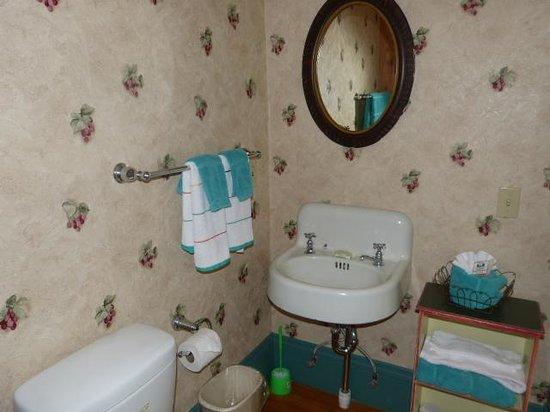 Historic Hotel Greybull : Bathroom
