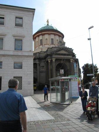 Chiesa Di Santa Maria Immacolata delle Grazie: view from street
