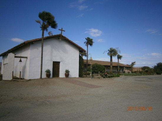 Mission Nuestra Senora de la Soledad: Mission chapel