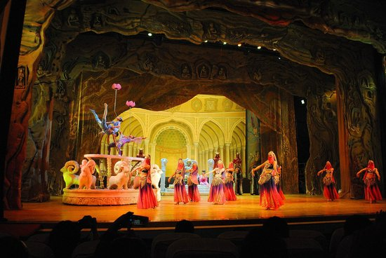 Dunhuang Theater: Flying Asparas (Angels) of Dunhuang