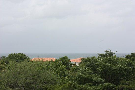 Hotel Popoyo: Vista do mirante do hotel